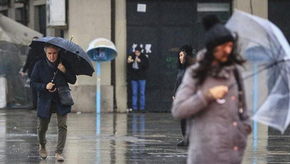 Dışarı çıkacaklar dikkat! Meteoroloji'den yağmur uyarısı!