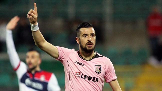 Fenerbahçe, Palermo forması giyen Ilija Nestorovski ile ilgileniyor