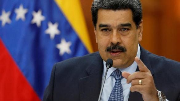 Maduro ABD ve AB'ye resti çekti: Asla teslim olmayacağız