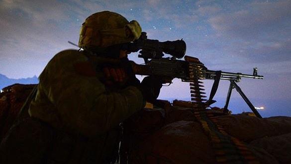 Bingöl'ün Yedisu kırsalında 4 terörist etkisiz hale getirildi