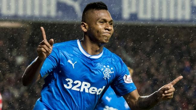 İskoç basını, Rangers'ın golcüsü Alfredo Morelos'u Fenerbahçe'ye yazdı