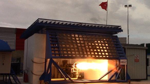 Türkiye'nin uzay roketi bugün ikinci atış testlerine başlıyor