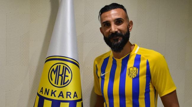 Ankaragücü Yalçın Ayhan ile 1 yıllık yeni sözleşme imzaladı