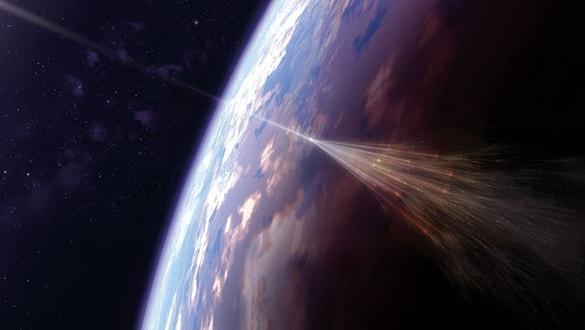 Kozmik ışınların dünyanın iklimi üzerindeki etkisi ortaya çıkarıldı