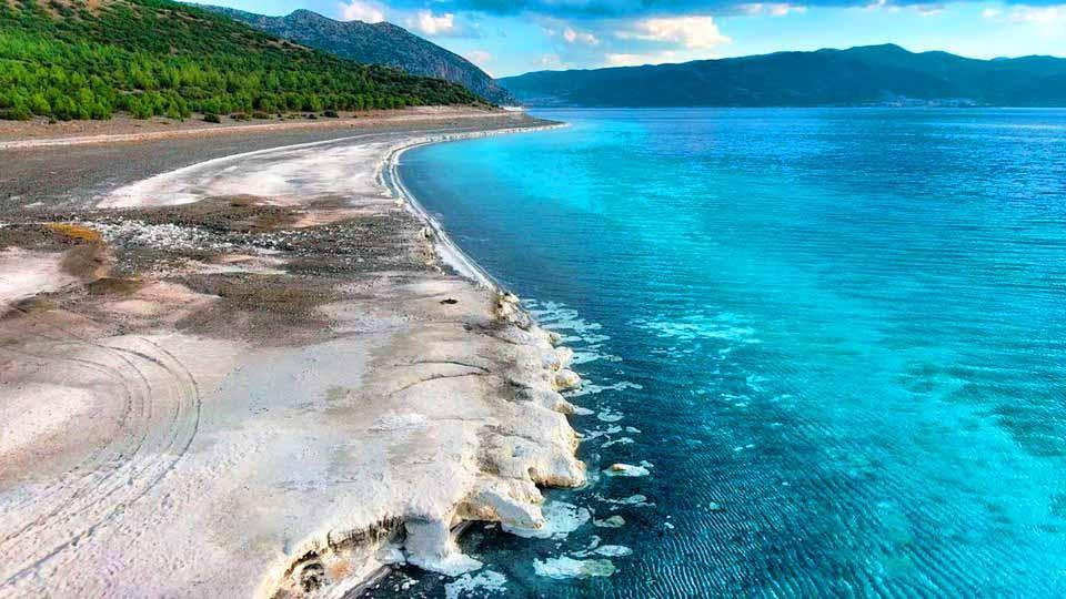 Salda Gölü ile ilgili görsel sonucu