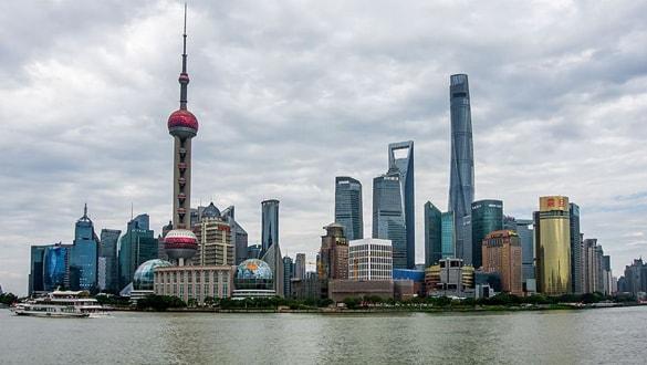 Şanghay: Çin'in süslü vitrini