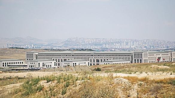 Başkan, MİT'in yeni kalesini inceledi