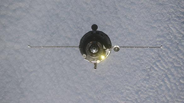 Rusya, uzaydaki astronotlara 2 buçuk tonluk kargo gönderdi
