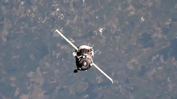 Uzaydaki astronotlara 2 buçuk tonluk kargo ulaştı