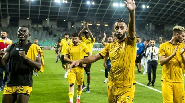 Yeni Malatyaspor Avrupa'da siftahı iyi yaptı