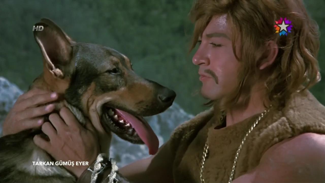 Yeşilçam'ın efsane filmi Tarkan'daki 'Atıl Kurt' aslında...
