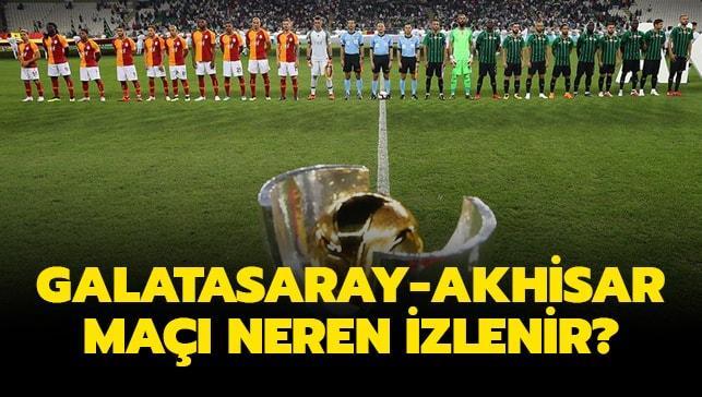 "Galatasaray Akhisar maçı şifresiz mi"" Galatasaray Akhisar maçı canlı nereden izlenir"""