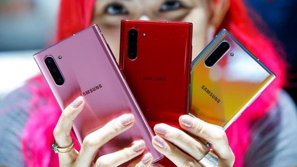 Samsung Galaxy Note 10 ve Note 10 Plus'ın Türkiye fiyatı belli oldu!
