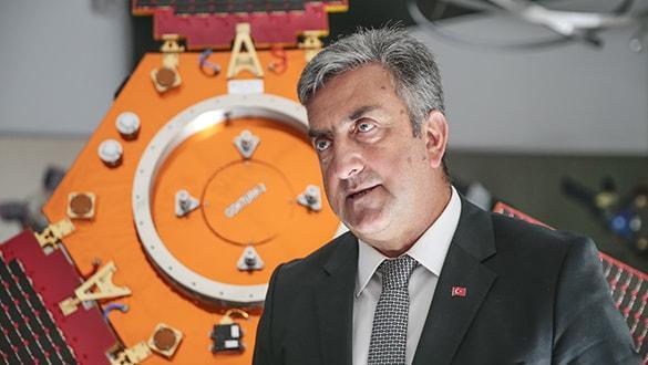 """Türkiye Uzay Ajansı Başkanı Yıldırım yanıtladı: Milli uzay programı nasıl çalışacak"""""""