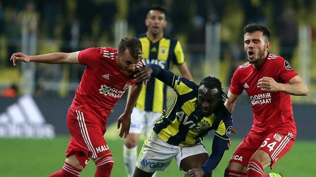 Fenerbahçe, 21. Cumhuriyet Kupası maçında Sivasspor ile karşılaşıyor