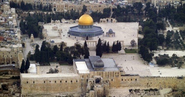Hamas'tan 'Mescid-i Aksa' uyarısı
