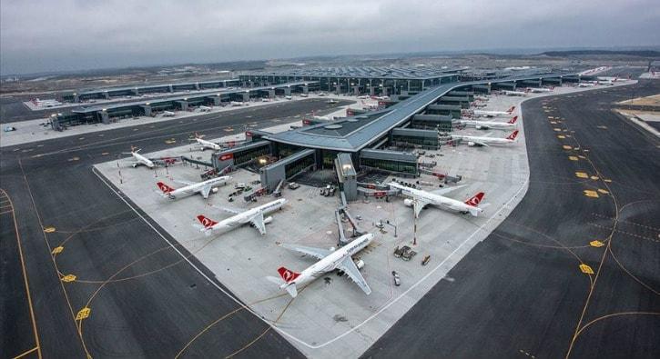 İstanbul Havalimanı'ndan önemli uyarı! Suç duyurusunda bulunuldu