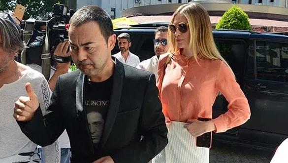Chloe Loughnan ile boşanan Serdar Ortaç, nafaka iddialarına son noktayı koydu
