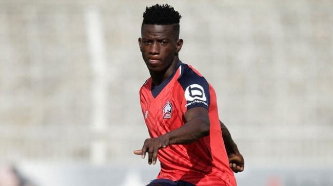 Lille, Edgar Miguel Ie'nin Trabzonspor'a transfer olduğunu açıkladı