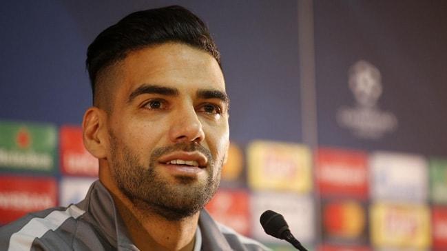 Radamel Falcao: Galatasaray'da oynamak heyecan verici olur
