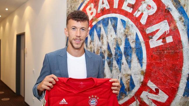 Perisic satın alma opsiyonuyla Bayern'de