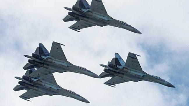 İsrail şimdi de Su-35'lere gözünü dikti!
