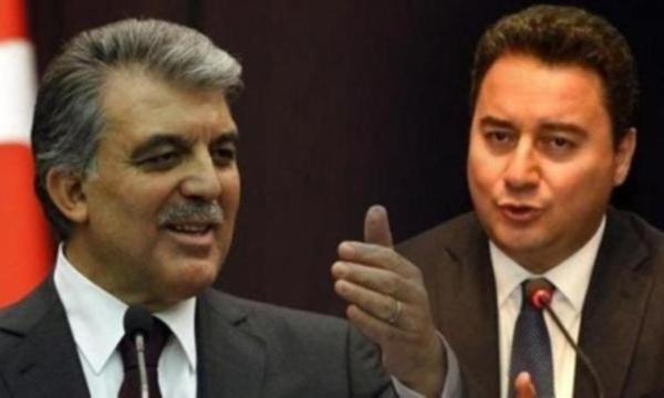 Abdullah Gül-Ali Babacan ve Ahmet Davutoğlu partisiyle ilgili dikkat çeken yorum