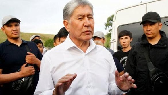 Atambayev krizi! O isim görevden alındı