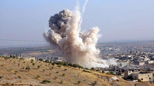 İdlib'deki saldırıda 3 çocuk hayatını kaybetti!