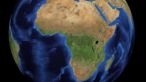Afrika bölgesi her yıl 200 milyon otomobil kadar karbondioksit üretiyor