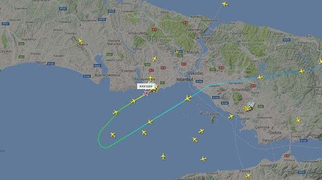 İstanbul Havalimanı'ndan büyük tasarruf! Mesafe 1300 kilometre kısaldı