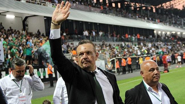 Denizlispor başkanı Ali Çetin'in rüyası gerçek oldu