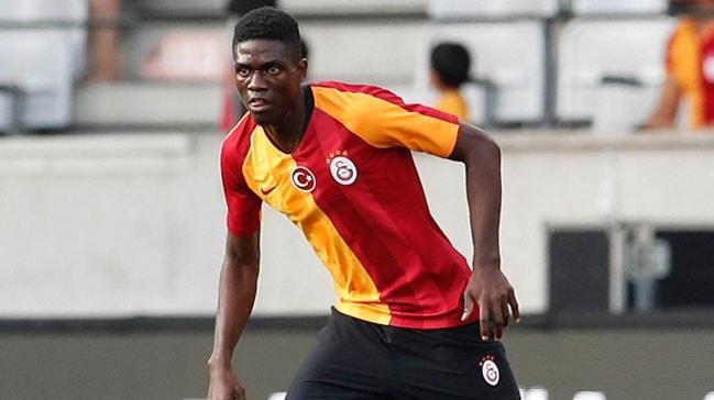 Galatasaray'da Valentine Ozornwafor'a kulüp aranıyor