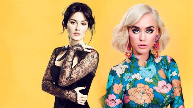 Rus modelden Katy Perry'etaciz suçlaması