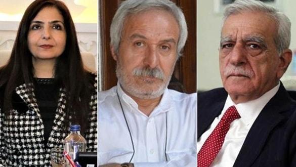 Son dakika haberi: Diyarbakır, Van ve Mardin Belediye Başkanı görevinden alındı! İşte yerlerine atanan isimler