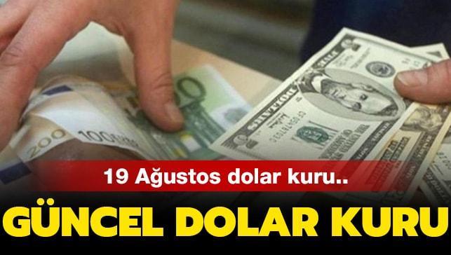 """Dolar kuru bugün ne kadar oldu"""""""