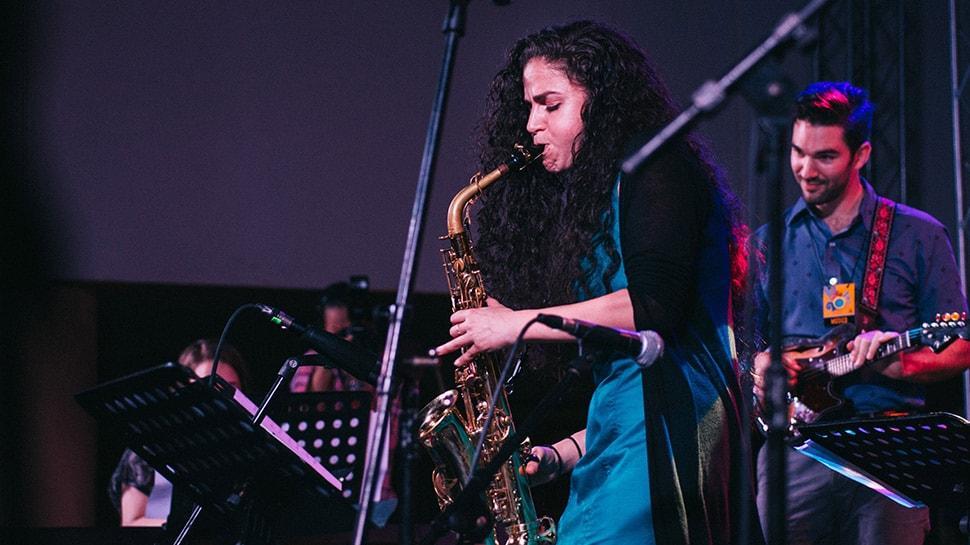 Doğu-Batı sentezinden doğan kültür: Caz müzik