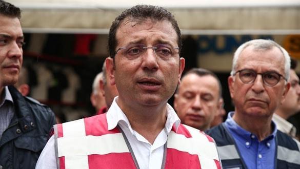Sel mağduru İstanbul için değil ama HDP'liler için tweet attı