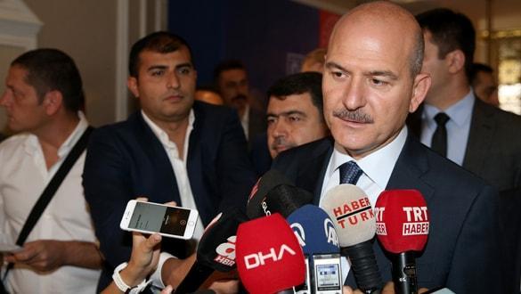 HDP'li 3 başkanın görevden alınması sonrası Bakan Soylu'dan ilk açıklama