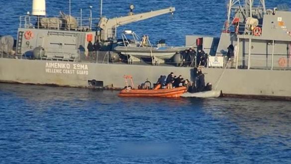 Yunan Sahil Güvenliği'nde FETÖ skandalı