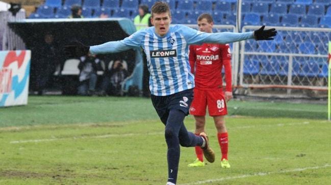 Galatasaray scoutları Falcao'nun yedeğini buldu: Aleksandr Sobolev