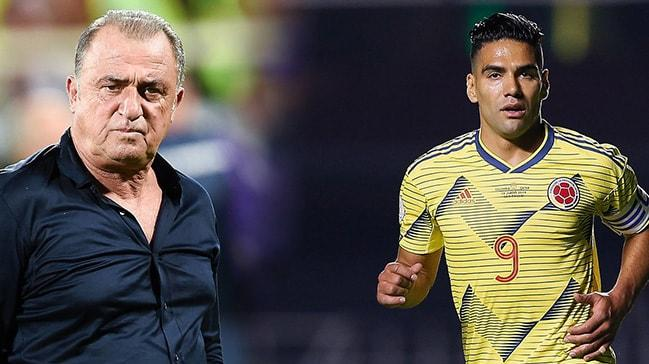 İspanya'dan Galatasaray kulislerini sallayan iddia! 'Fatih Terim Falcao'yu istemiyor'