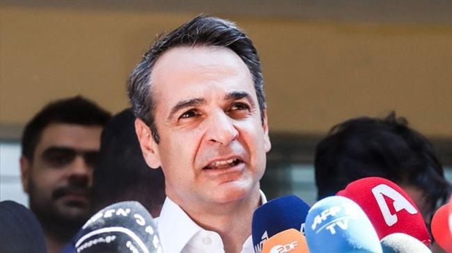 Yunan Başbakan Miçotakis'ten Türkiye açıklaması
