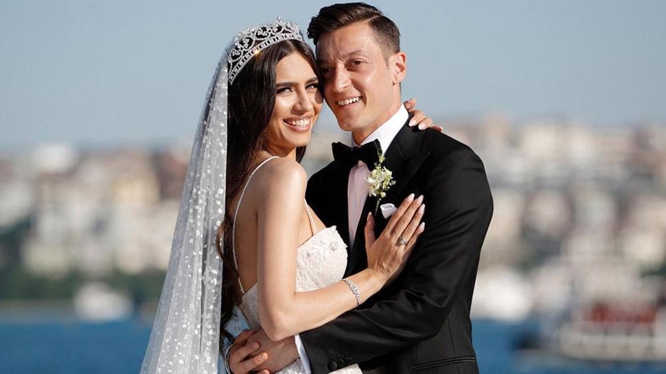 Mesut Özil ile evlenen Amine Gülşe ekranlara ara verdi! Sebebi ise...
