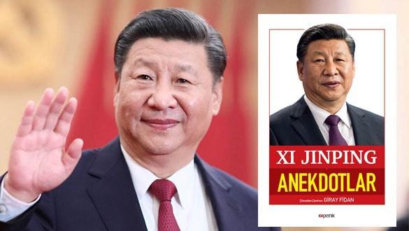 Kopernik Kitap'tan yayıncılık dünyasına yeni eser: Xi Jinping Anekdotlar