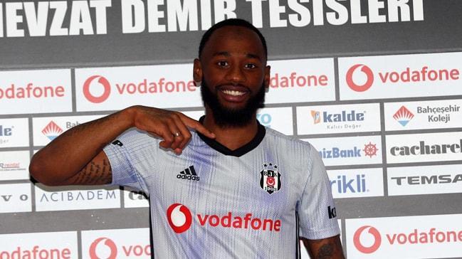 Beşiktaş, N'Koudou'yu transferini resmen açıkladı