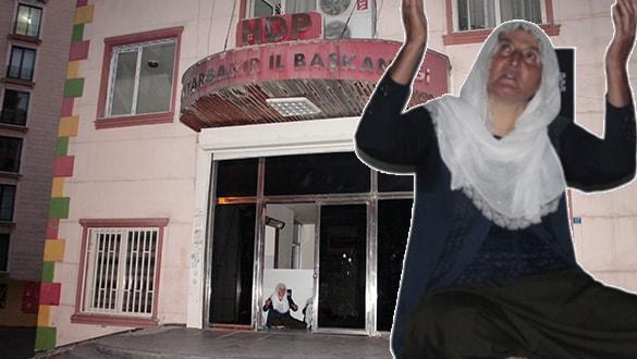Oğlunun kaçırıldığını iddia eden anneden oturma eylemi: HDP ve BDP onları kandırıyor