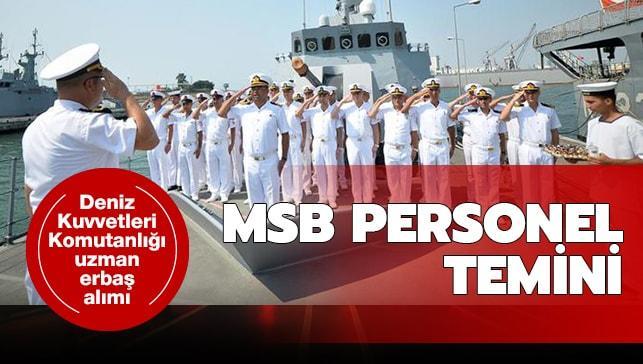 """Deniz Kuvvetleri Komutanlığı uzman erbaş alımı sonuçları belli oldu mu"""""""