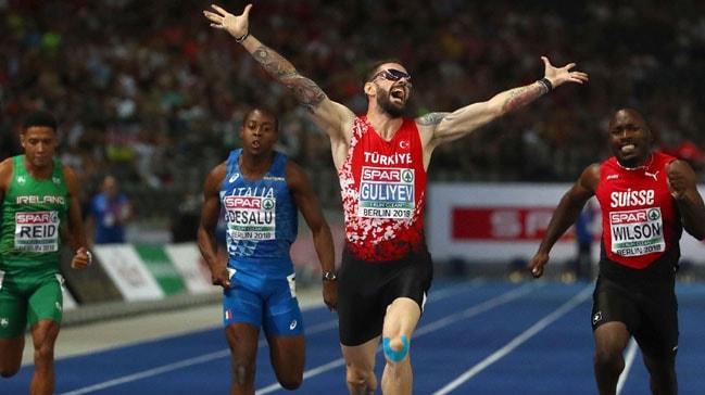 Türk atletler Elmas Lig mücadelesinde Fransa'da piste çıkacak