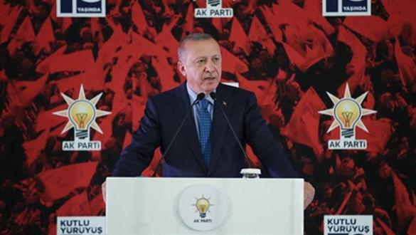 AK Parti 18 yaşında! Başkan Erdoğan: Hiçbirinin esamesi okunmayacak